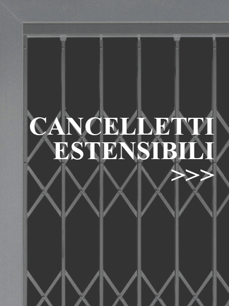 Cancelletti Estensibili